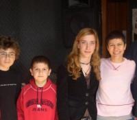Elisa con la nostra Baby Band