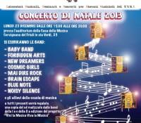 Mega Concerto di Natale @ Casa della Musica