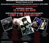 Seminario LA STORIA DEL ROCK !!!
