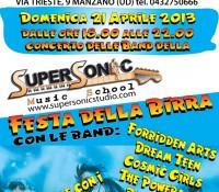 Prossimo concerto delle Band Supersoniche