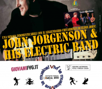 5 Maggio: John Jorgenson al Teatro Pasolini
