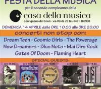 La 'Festa della Musica' IIa edizione