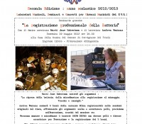 La registrazione professionale della batteria