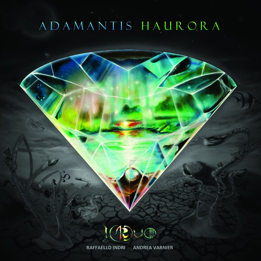 Adamantis Haurora Cover