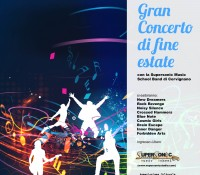 Concerto di Fine Estate al GLAM Lounge Bar