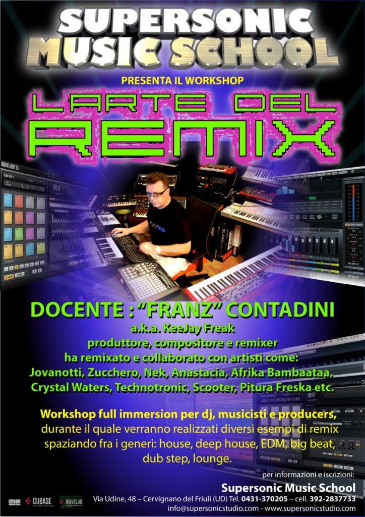 Workshop Arte del Remix ok
