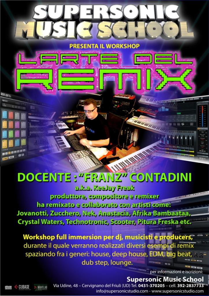 Workshop Arte del Remix ok