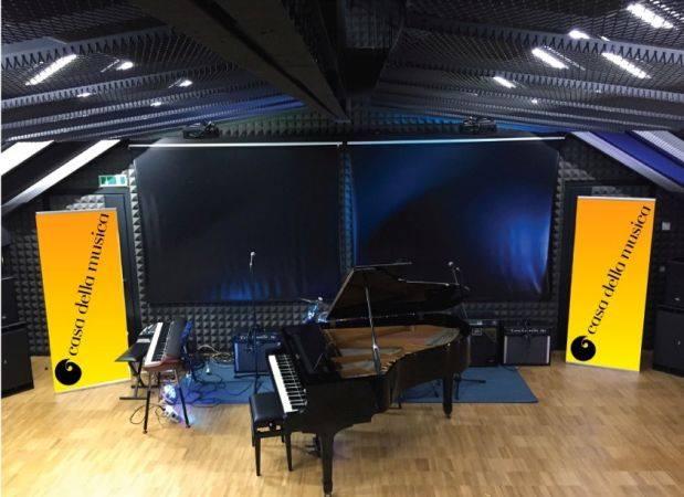 CDM Piano Auditorium