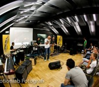 Jam Session con la band di Jovanotti