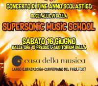Concerto di fine anno scolastico alla Casa della Musica