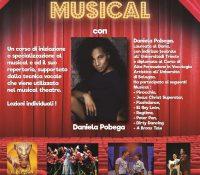 """Nuovo Corso di Canto su repertorio """"MUSICAL"""""""