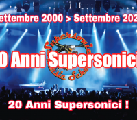 20 Anni Supersonici !!!