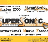 Supersonic International Music Festival