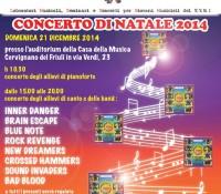 Concerto di Natale alla Casa della Musica