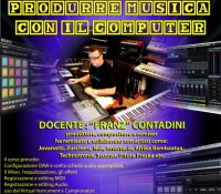 """il nuovo corso """"Produrre Musica con il Computer"""""""