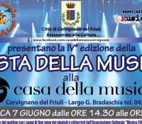"""La """"Festa della Musica"""" alla Casa della Musica – IV edizione"""