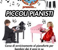 """""""PICCOLI PIANISTI"""" il corso di pianoforte per bambini dai 4 anni in su"""